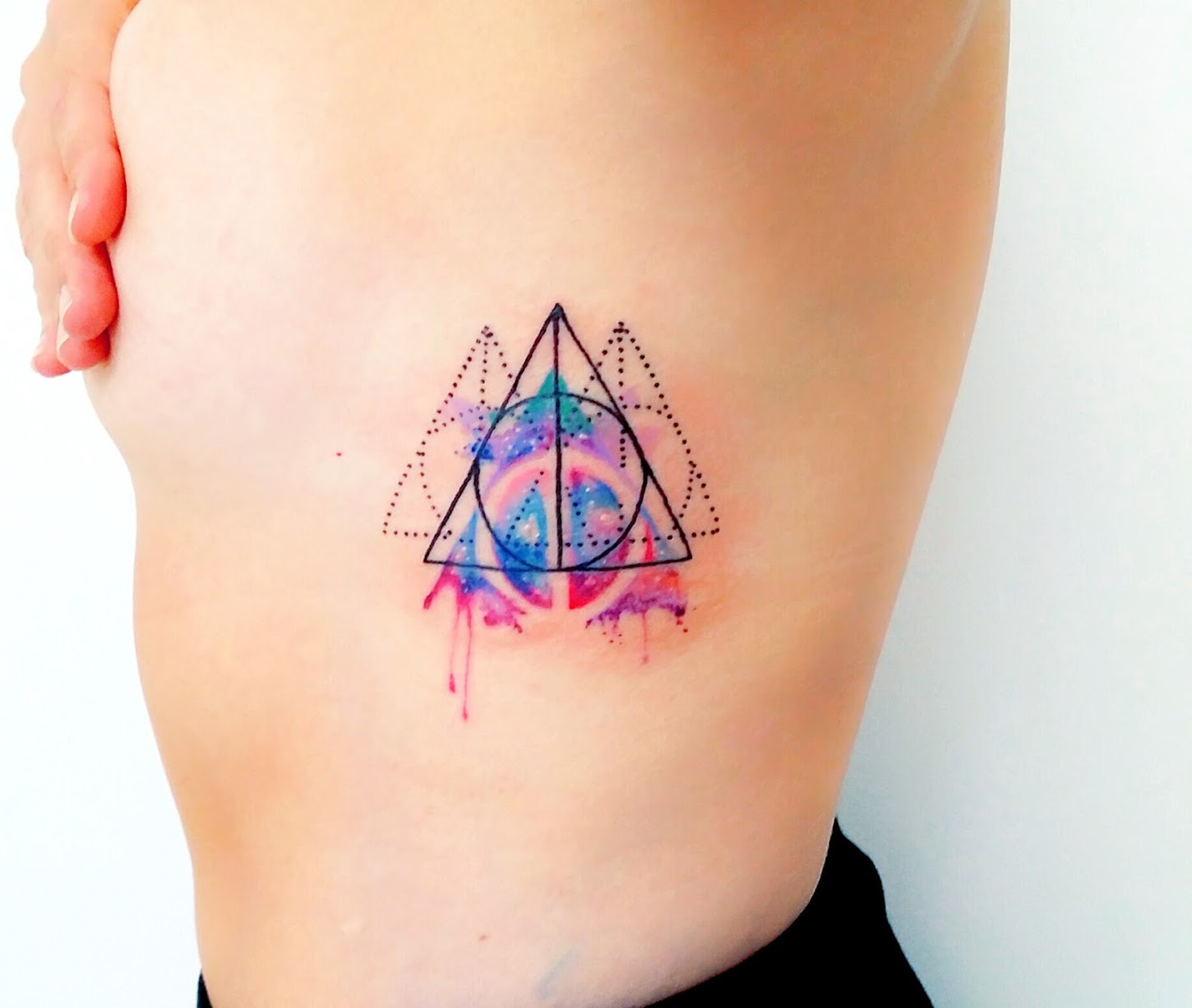 Watercolour Tattoo -